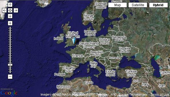 Platial Map